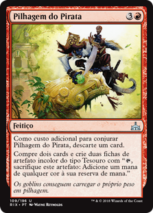 Pilhagem do Pirata / Pirate's Pillage