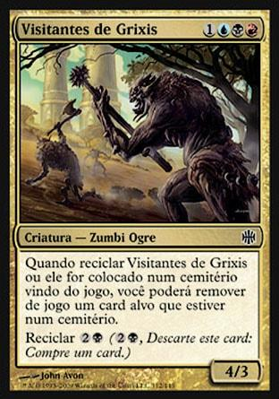 Visitantes de Grixis