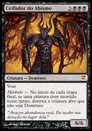 Ceifador do Abismo / Reaper from the Abyss