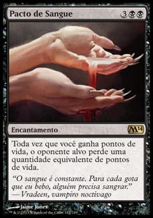 Pacto de Sangue / Sanguine Bond