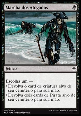 Marcha dos Afogados / March of the Drowned