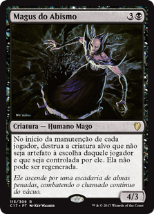Magus do Abismo / Magus of the Abyss