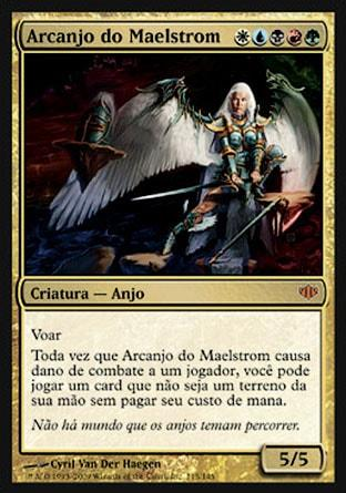 Arcanjo do Maelstrom