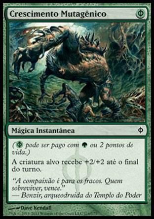 Crescimento Mutagênico / Mutagenic Growth