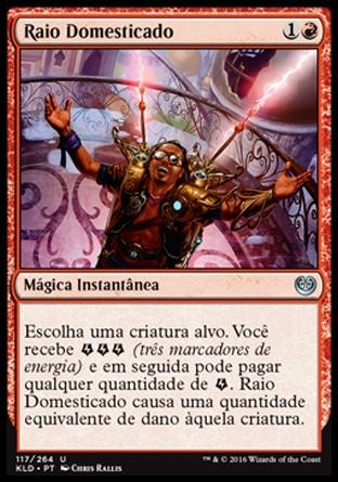 Raio Domesticado / Harnessed Lightning