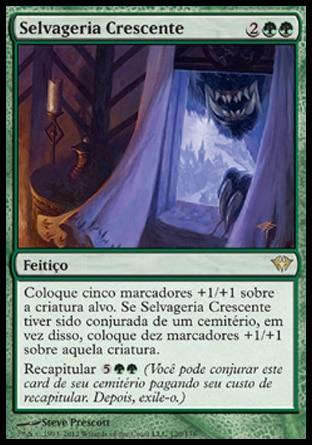 Selvageria Crescente / Increasing Savagery