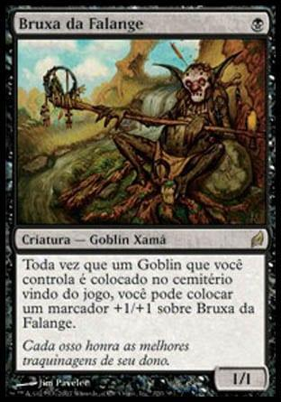 Bruxa da Falange / Knucklebone Witch