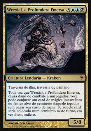 Wrexial, a Profundeza Emersa / Wrexial, the Risen Deep