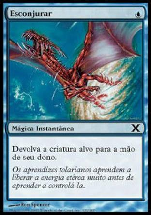 Esconjurar / Unsummon