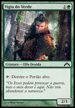 Vigia do Verde / Greenside Watcher