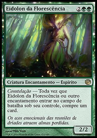 Eidolon da Florescência / Eidolon of Blossoms