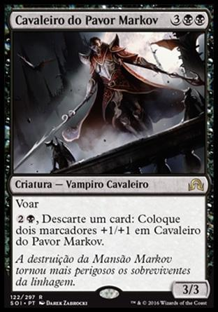 Cavaleiro do Pavor Markov / Markov Dreadknight