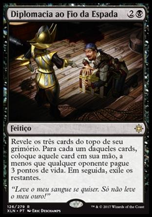 Diplomacia ao Fio da Espada / Sword-Point Diplomacy