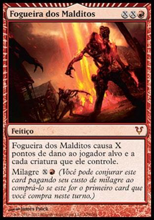 Fogueira dos Malditos / Bonfire of the Damned