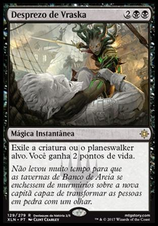 Desprezo de Vraska / Vraska's Contempt