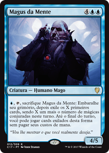 Magus da Mente / Magus of the Mind