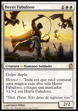 Herói Fabuloso / Fabled Hero