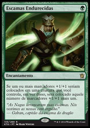Escamas Endurecidas / Hardened Scales