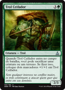 Trol Ceifador / Harvester Troll