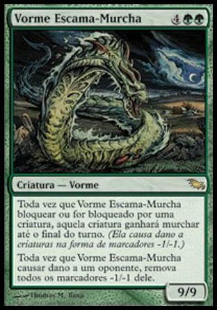 Vorme Escama-Murcha / Witherscale Wurm