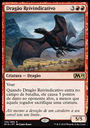 Dragão Reivindicativo / Demanding Dragon