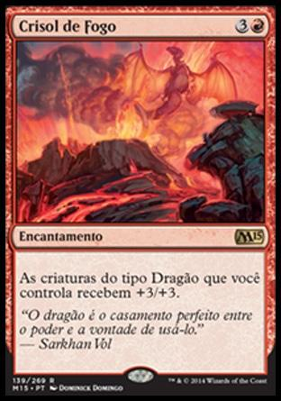 Crisol de Fogo / Crucible of Fire