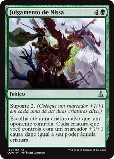Julgamento de Nissa / Nissa's Judgment