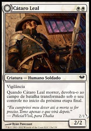 Cátaro Leal / Loyal Cathar