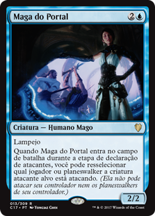 Maga do Portal / Portal Mage