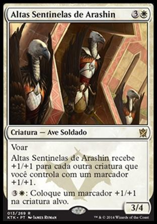 Altas Sentinelas de Arashin / High Sentinels of Arashin