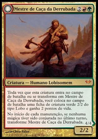 Mestre de Caça da Derrubada / Huntmaster of the Fells