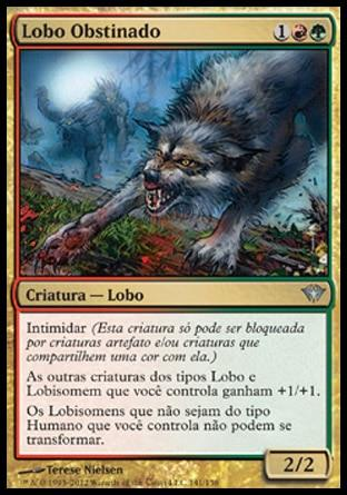 Lobo Obstinado / Immerwolf