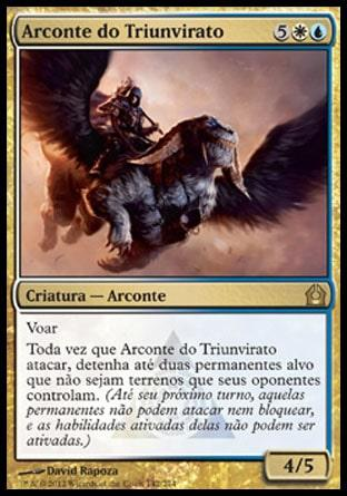 Arconte do Triunvirato / Archon of the Triumvirate
