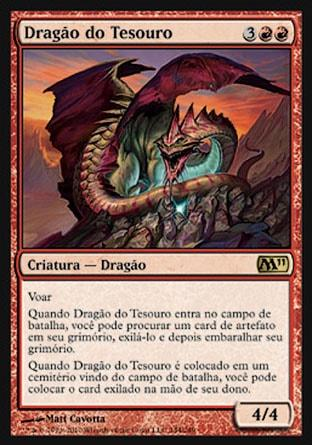 Dragão do Tesouro / Hoarding Dragon