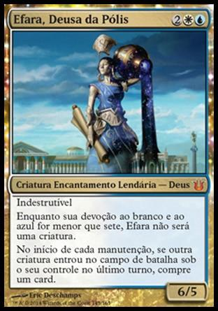 Efara, Deusa da Pólis / Ephara, God of the Polis