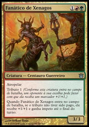Fanático de Xenagos / Fanatic of Xenagos