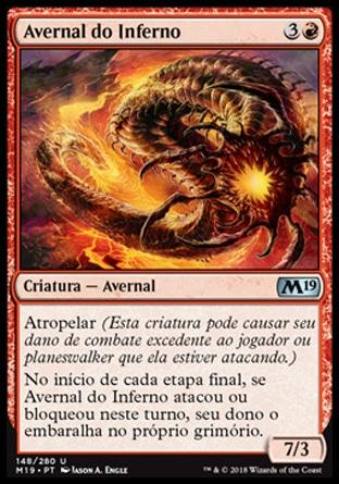 Avernal do Inferno / Inferno Hellion