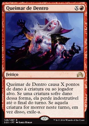 Queimar de Dentro / Burn from Within