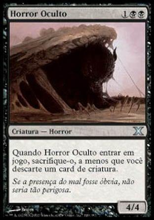 Horror Oculto / Hidden Horror
