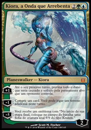 Kiora, a Onda que Arrebenta / Kiora, the Crashing Wave