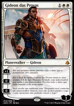 Gideon das Provas / Gideon of the Trials