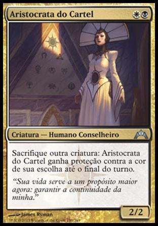 Aristocrata do Cartel / Cartel Aristocrat