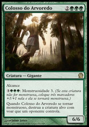 Colosso do Arvoredo / Arbor Colossus