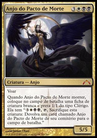 Anjo do Pacto de Morte / Deathpact Angel