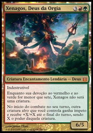 Xenagos, Deus da Festança / Xenagos, God of Revels