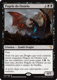 Flagelo do Ossário / Boneyard Scourge