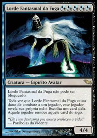 Lorde Fantasmal da Fuga / Ghastlord of Fugue