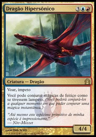 Dragão Hipersônico / Hypersonic Dragon