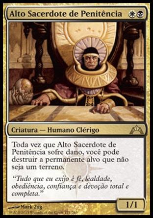 Alto Sacerdote de Penitência / High Priest of Penance