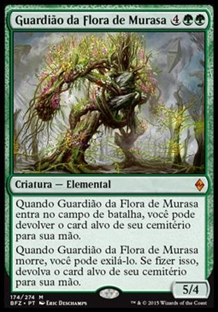 Guardião da Flora de Murasa / Greenwarden of Murasa